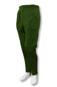 Academy keeper pants in forest