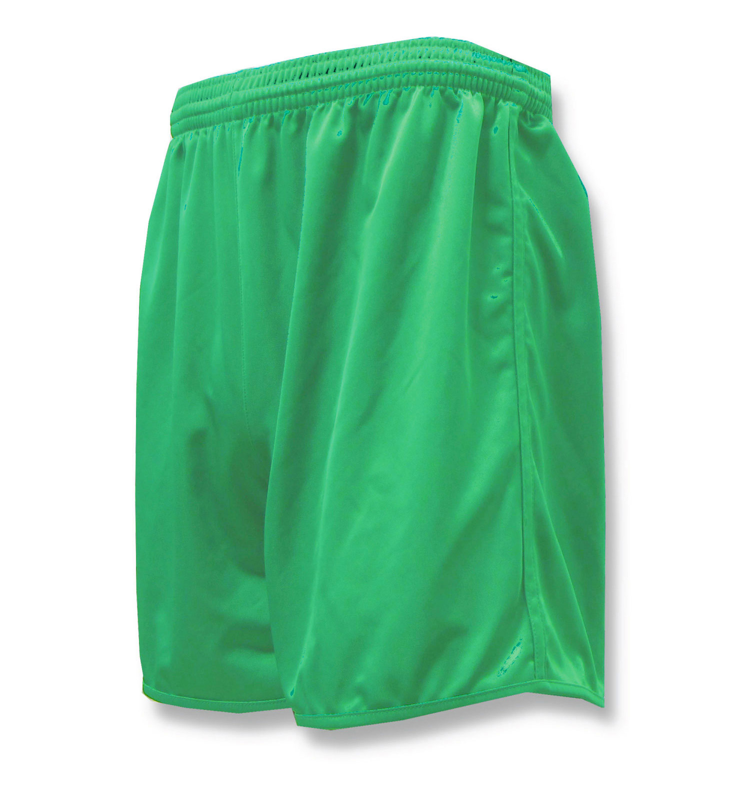 Bravo soccer shorts in kelly by Code Four Athletics