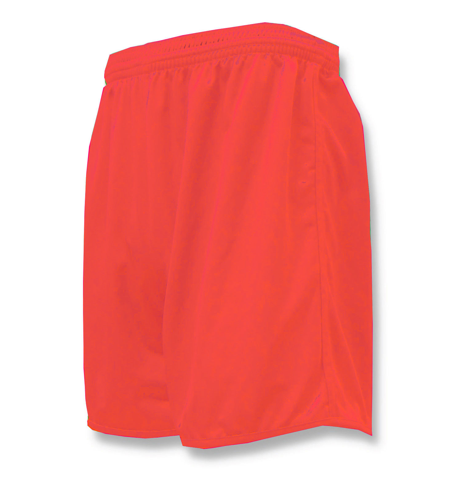Bravo soccer shorts in orange by Code Four Athletics