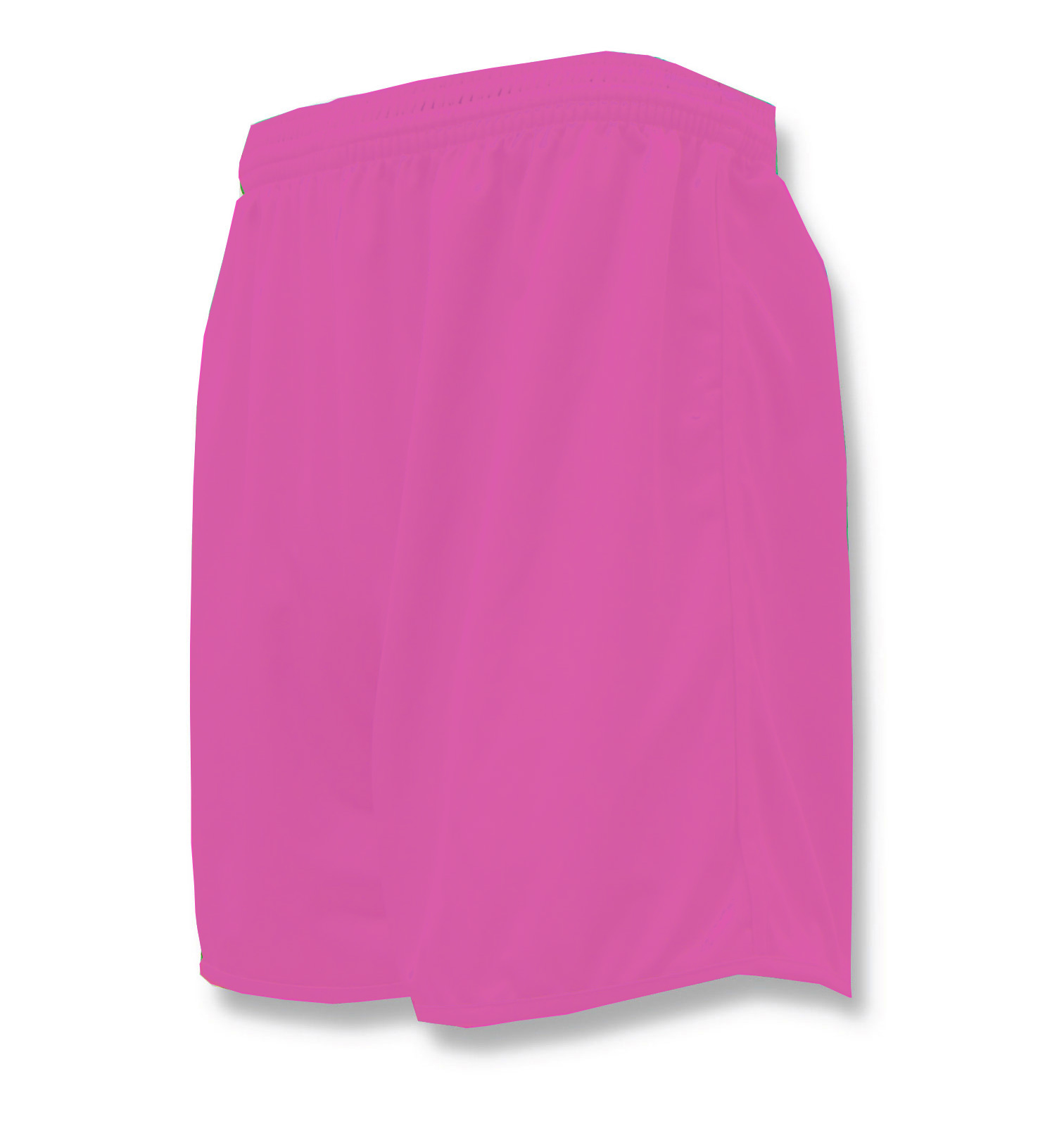 Bravo soccer shorts in pink by Code Four Athletics