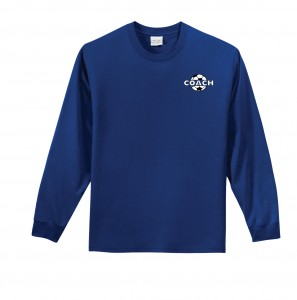 COACH-shirtls-royal