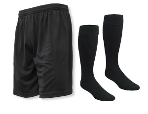 Soccer Club Shorts and Socks Kit