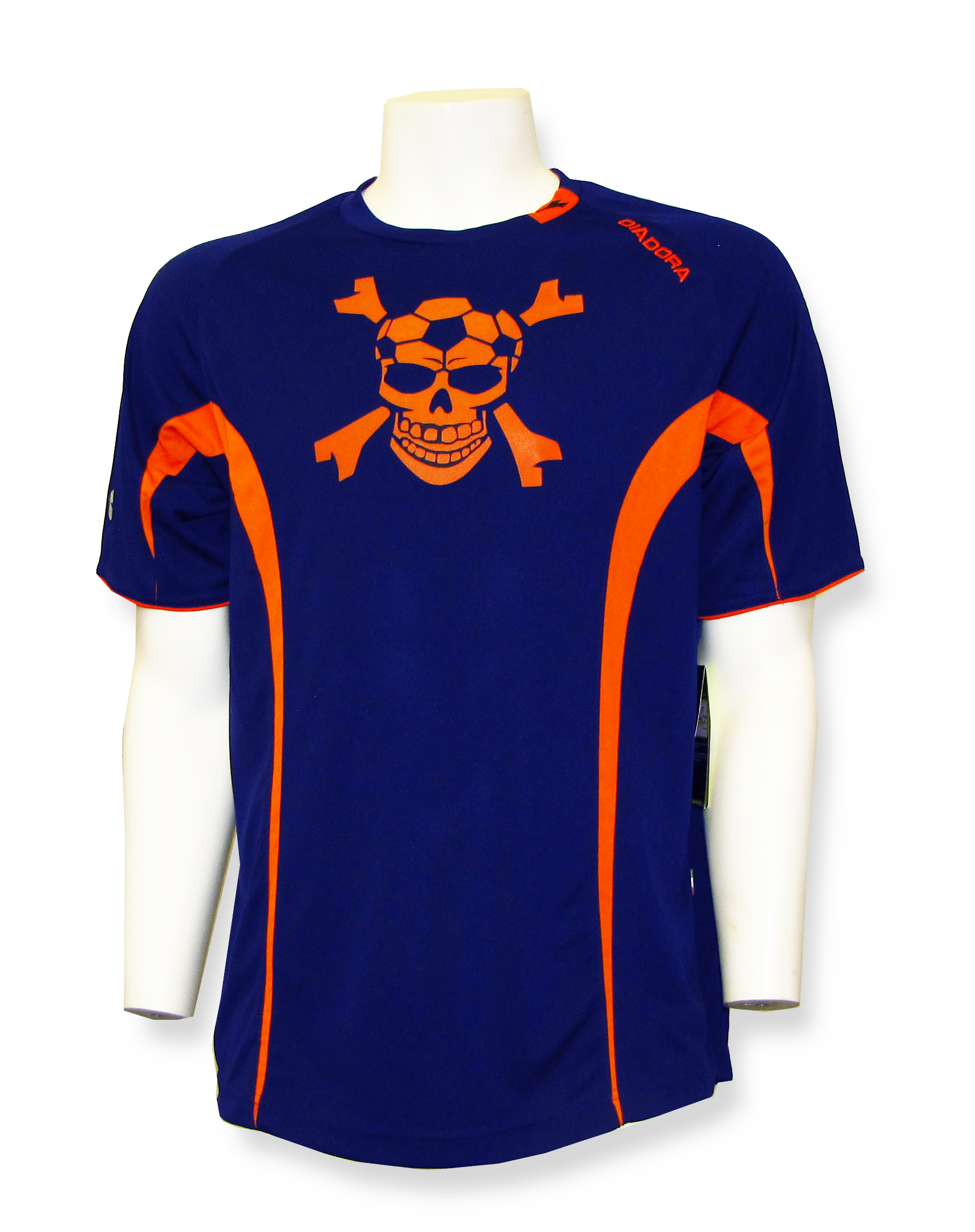 Soccer Skull keeper jersey by Diadora offer by Code Four Athletics