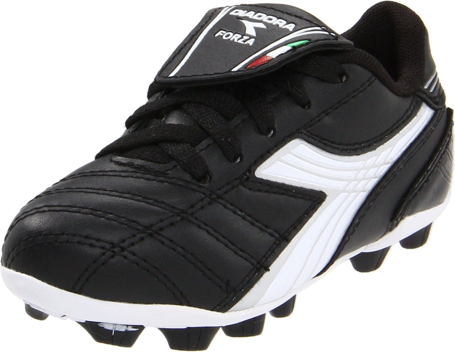 Diadora Forza soccer cleats for kids by Code Four Athletics