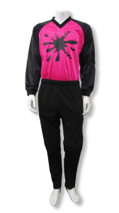 Soccer goalie jersey and pant set
