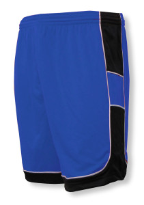 Galaxy soccer shorts in royal
