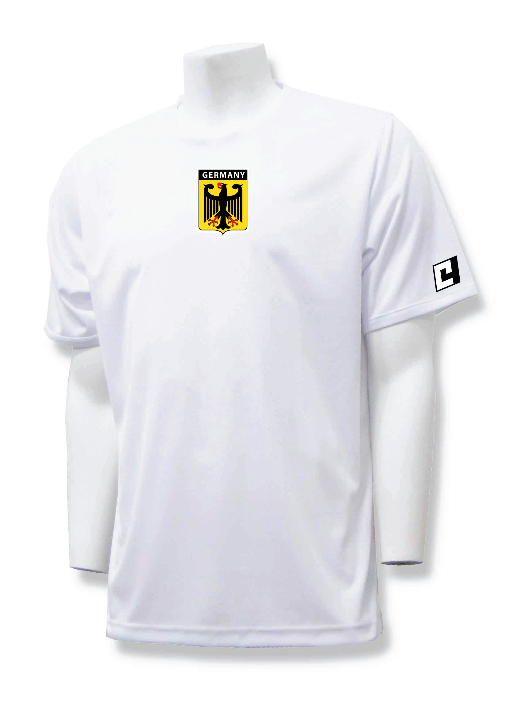 Germany LiteTech top in white
