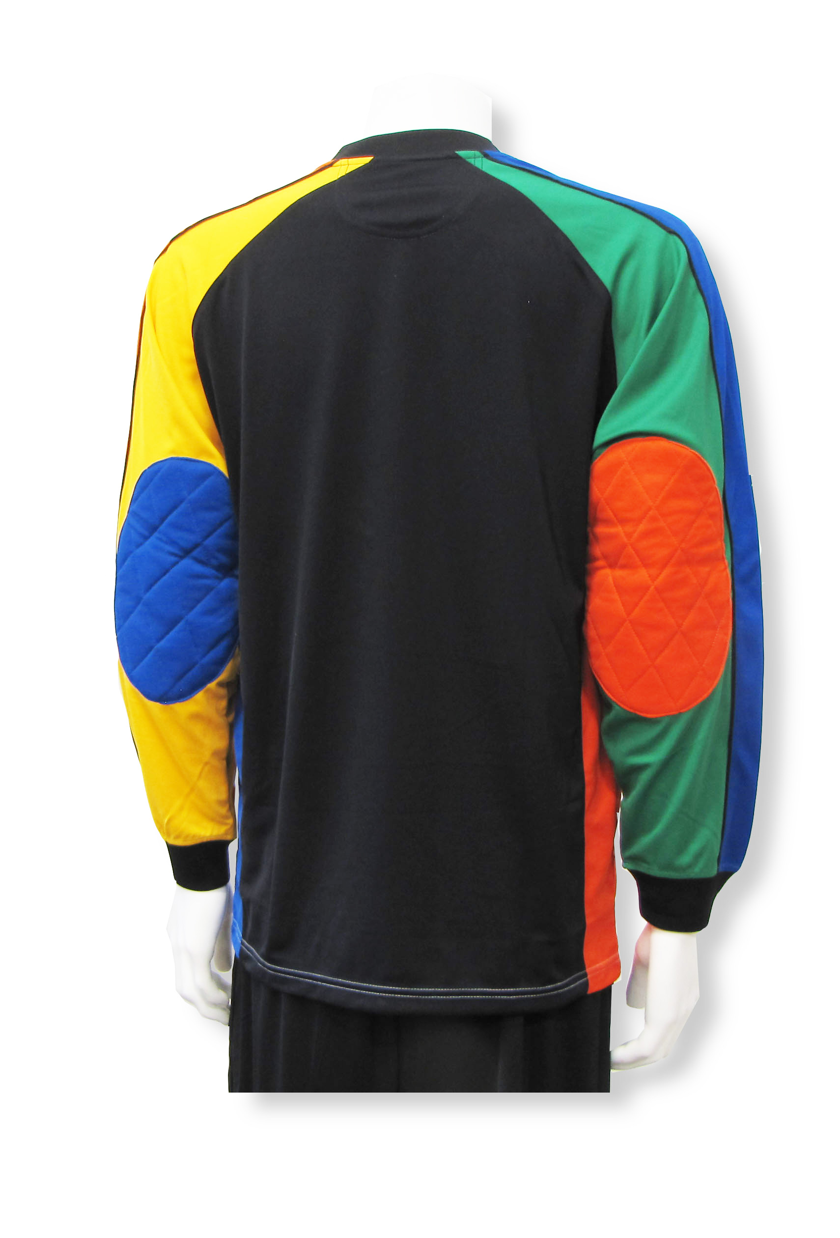 Gumball Wizard soccer keeper jersey back by Code Four Athletics