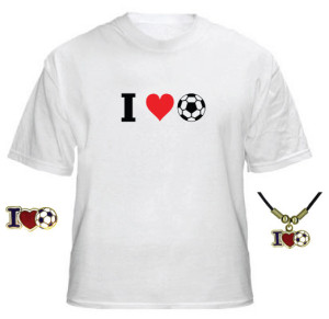 I-Love-Soccer-set