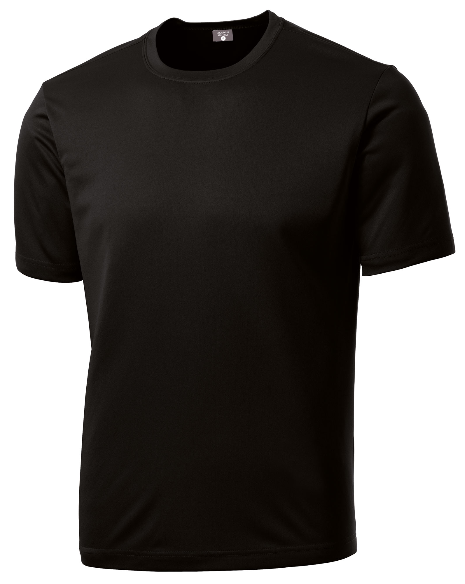 Soccer men's undershirt in black by Code Four Athletics