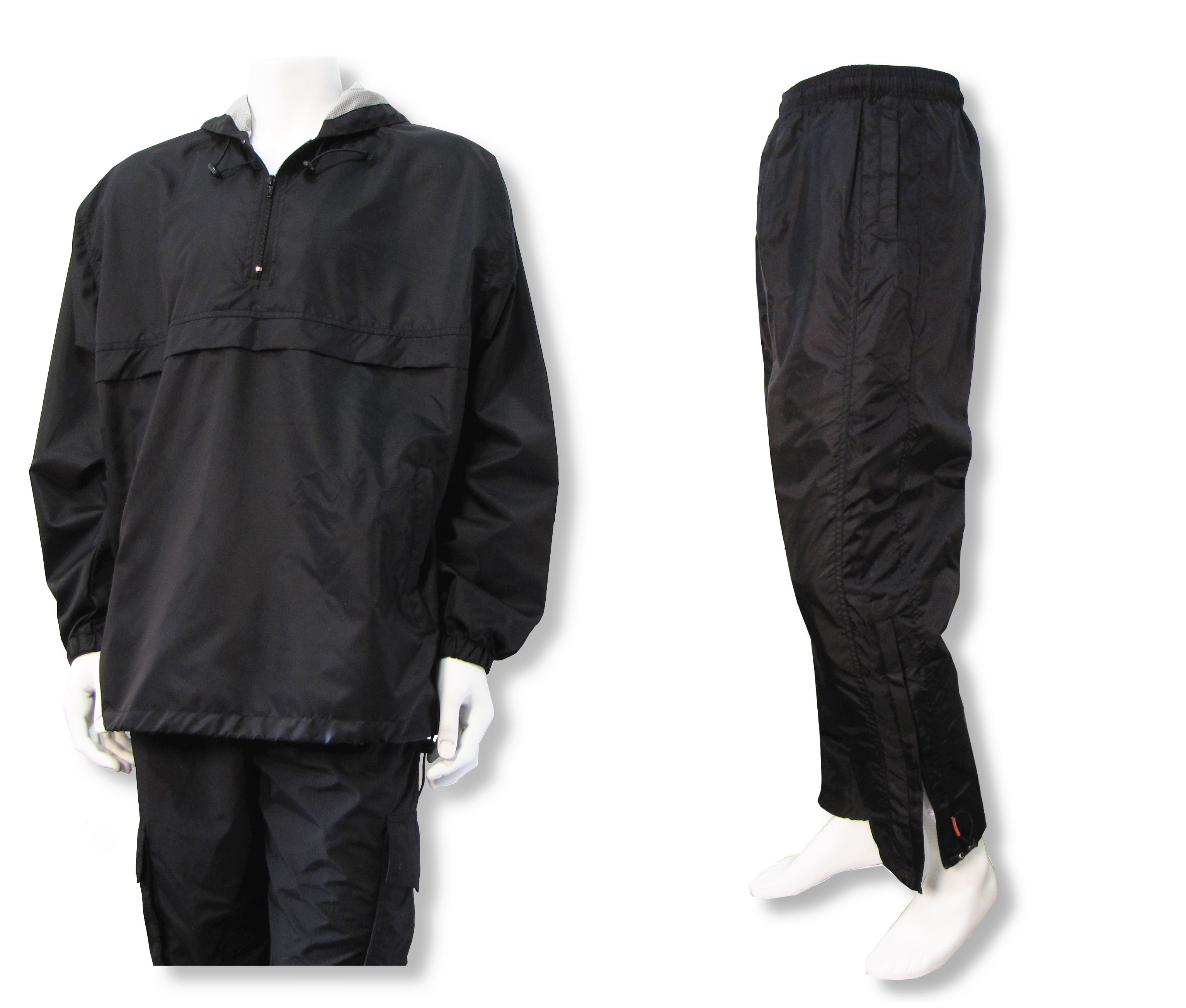 Men's Windbreaker Jacket-Pants Set by Code Four Athletics