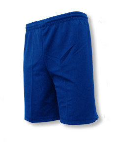 Unpadded keeper shorts in royal