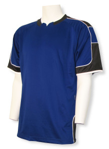 Nova soccer jersey in navy/black