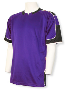 Nova soccer jersey in purple