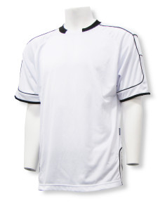 Nova soccer jersey in white