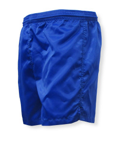 Olympic soccer shorts in royal blue