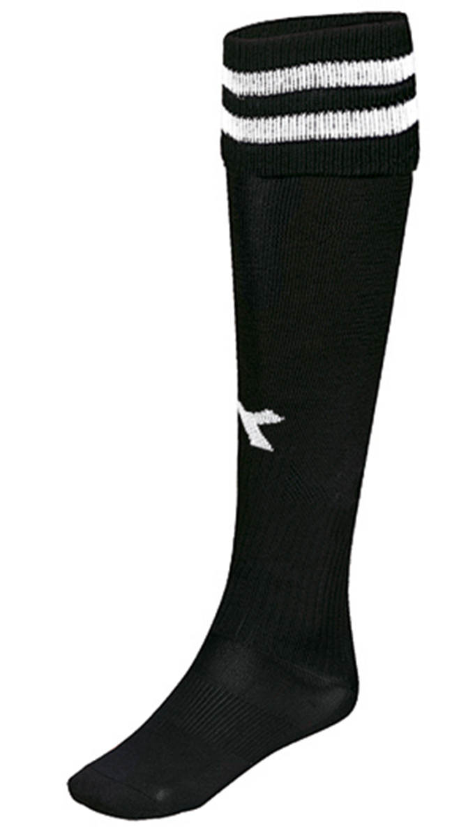 Padova socks by Diadora in black