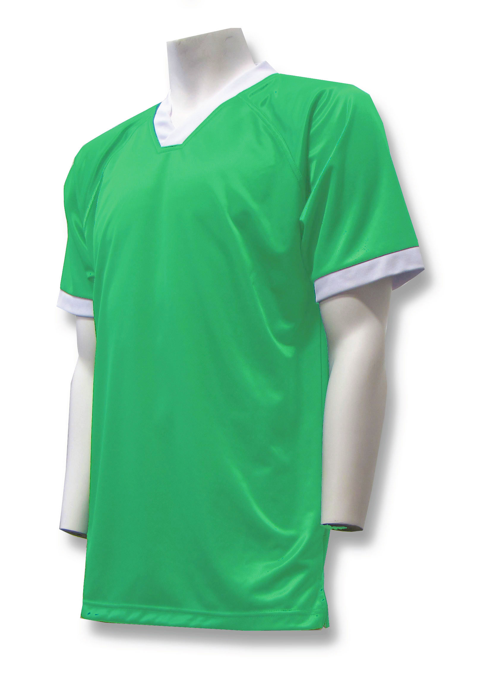 Pioneer soccer jersey in kelly by Code Four Athletics