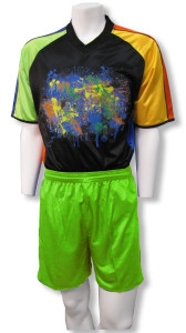 S/S Keeper Jersey with shorts