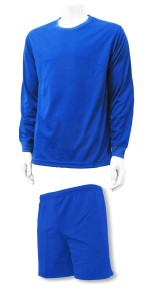 Salvare soccer goalie jersey and shorts set by Code Four Athletics