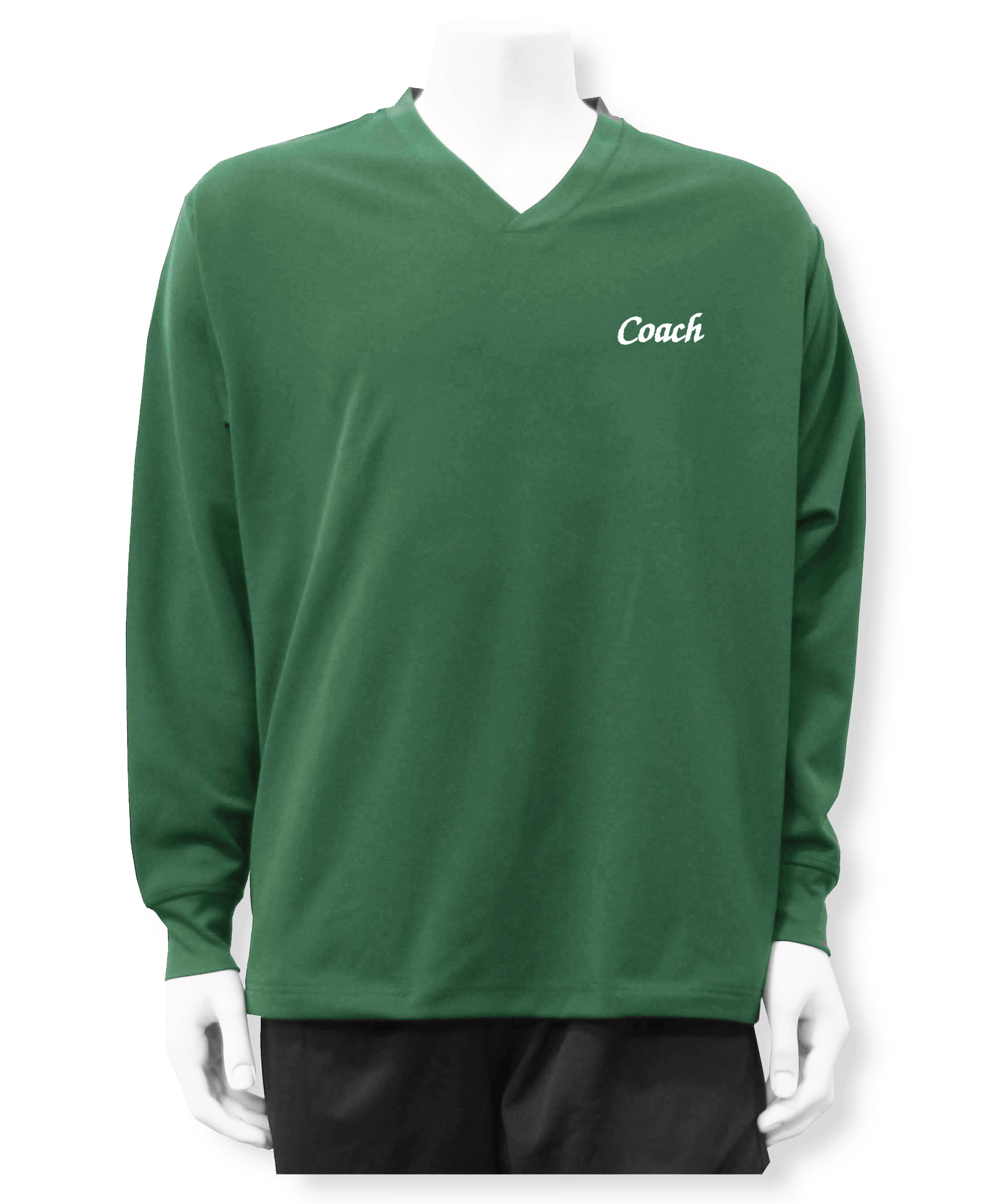 Coach pullover in forest by Code Four Athletics