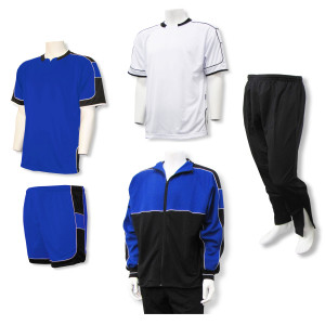 Nova Soccer Team Package in royal by Code Four Ahletics