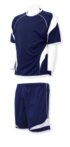 Velocity Soccer Uniform kit by Code Four Athletics