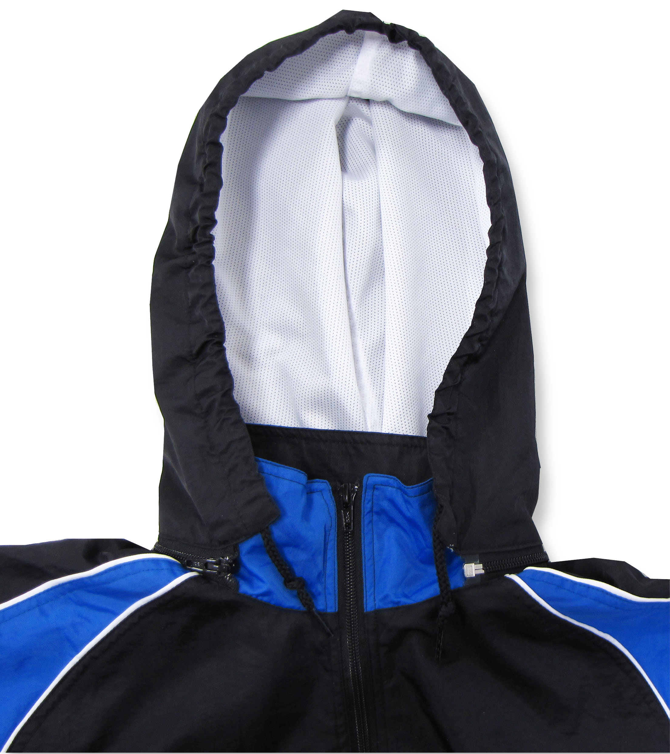 Viper jacket detachable hood by Code Four Athletics