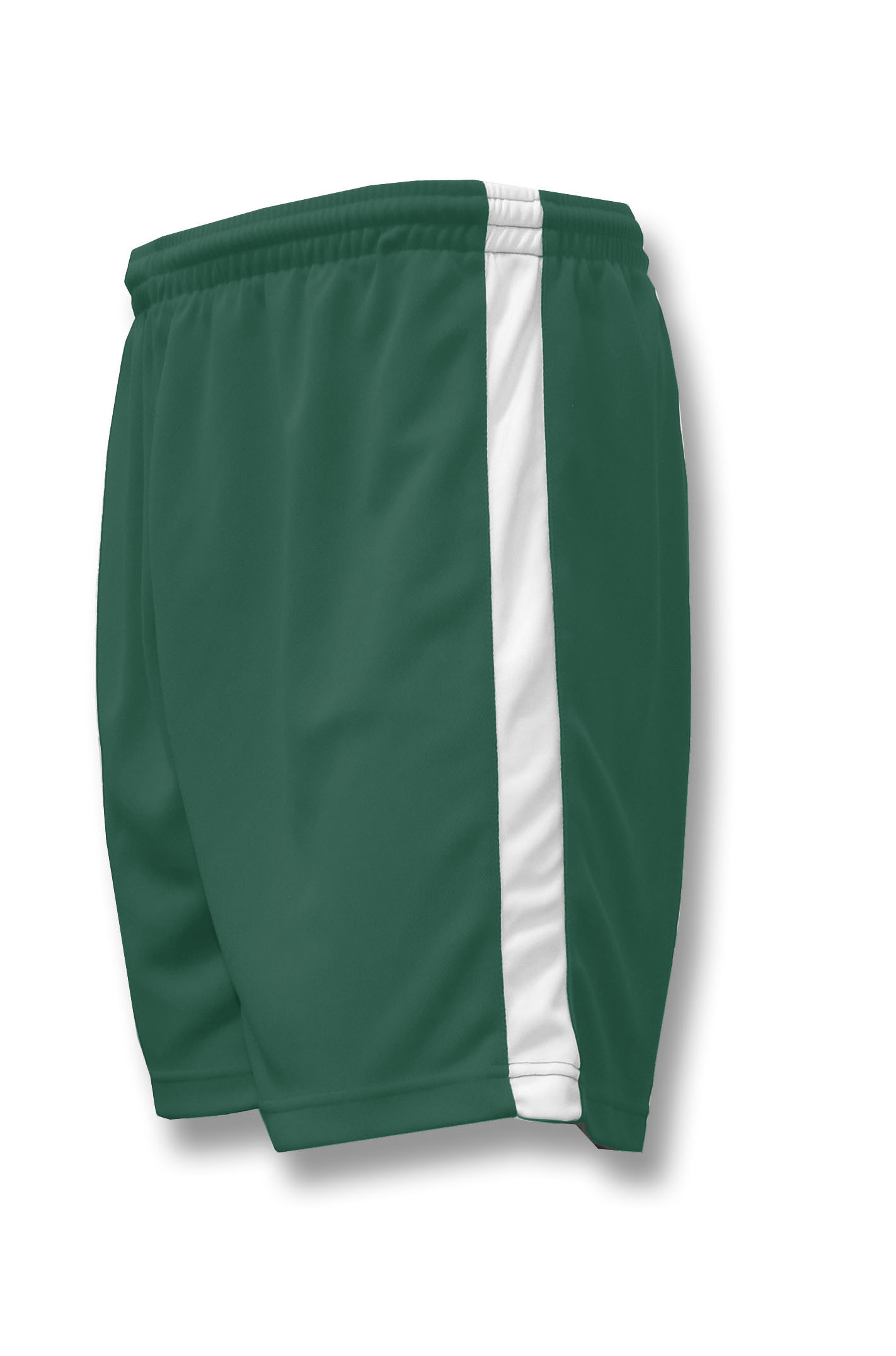 Sweeper / Cobra soccer shorts in forest by Code Four Athletics