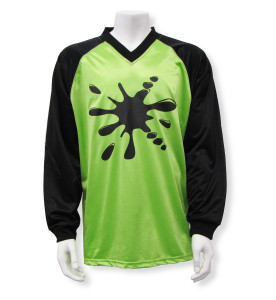 Renton keeper jersey in lime