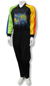 Keeper jersey with pants