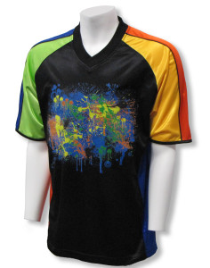 Short sleeve keeper Blast jersey by Code Four Athletics