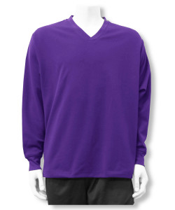Swofford C4 pullover jacket in purple by Code Four Athletics