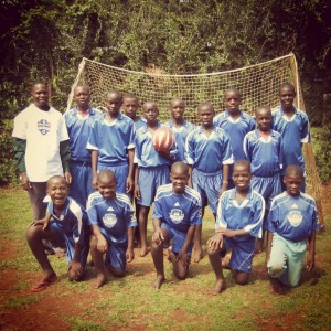Street Project Child Soccer Players Code Four Athletics