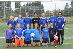Bill and Melinda Gates Foundation Soccer Team by Code Four Athletics