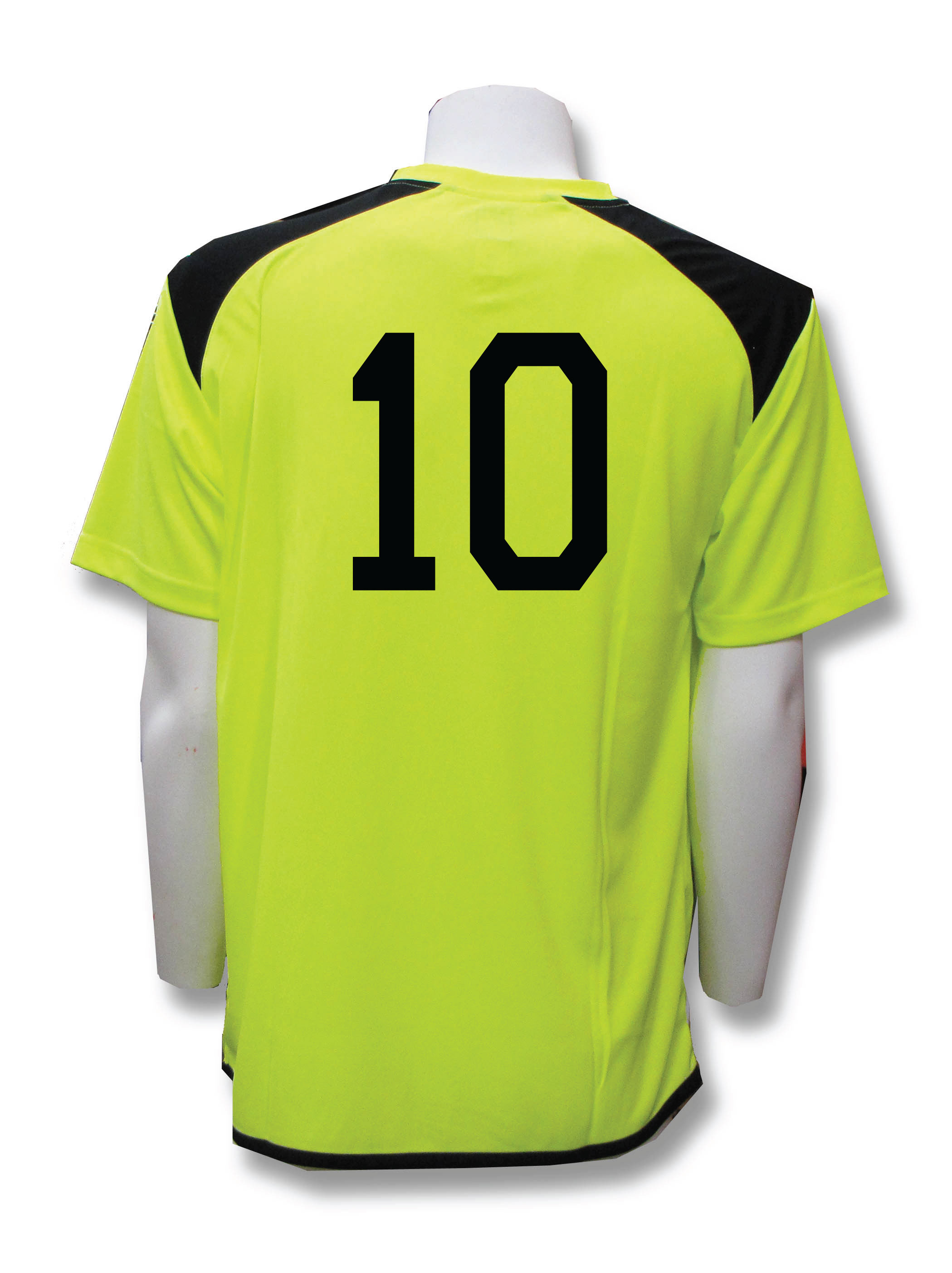 Diadora Grinta soccer jersey with number by Code Four Athletis